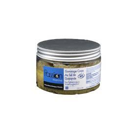 image produit Gommage corps au sel de guérande aux algues marines et au parfum des iles