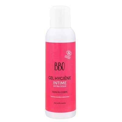 Intimate showing gel - BBO - Hygiene