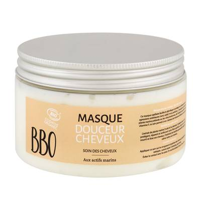 baume capillaire - BBO - Cheveux