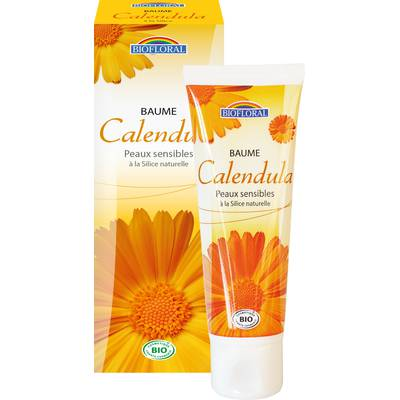 Baume au Calendula - Biofloral - Health - Body - Baby / Children - Massage and relaxation