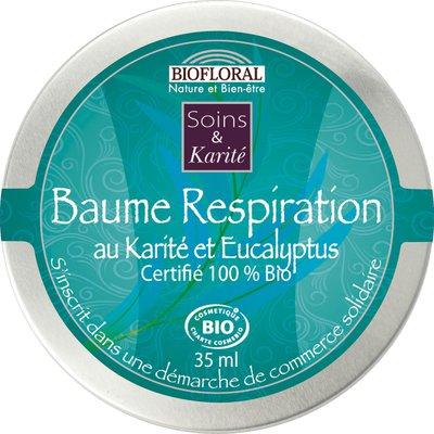 Baume respiration - Biofloral - Massage et détente - Corps