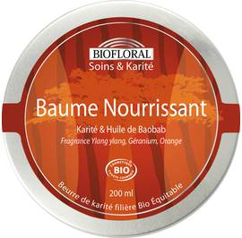 Baume Nourrissant - Biofloral - Corps