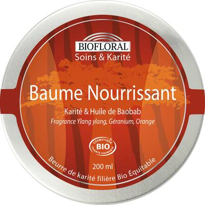 Baume Nourrissant - Biofloral - Body