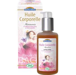 Huile corporelle harmonie - Biofloral - Massage and relaxation - Body