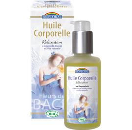 Huile corporelle relaxation - Biofloral - Massage and relaxation - Body