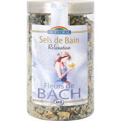Sels de bain relaxation - Biofloral - Hygiene
