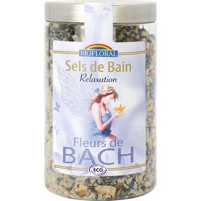 Sels de bain relaxation - Biofloral - Hygiène