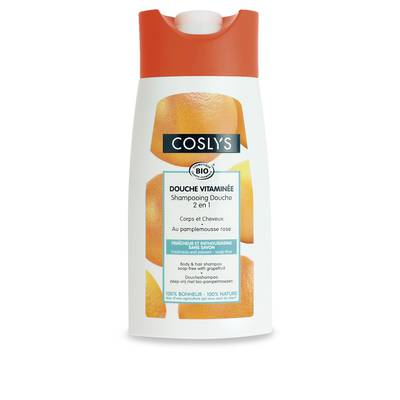 Body & hair shampoo 2 in 1 with grapefruit - Coslys - Hygiene