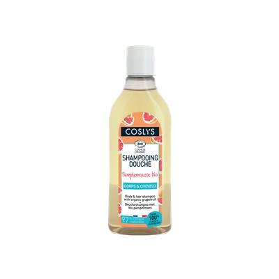 Shampooing douche pamplemousse - Coslys - Hygiène