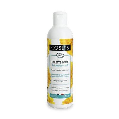 Gel toilette intime ph8 muqueuses sensibles - Coslys - Hygiène