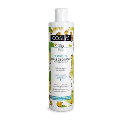 Shower oil sulfate-free - Coslys - Hygiene