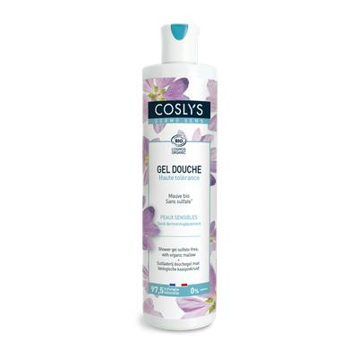 Shower gel sulfate-free with organic mallow - Coslys - Hygiene