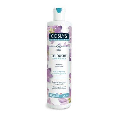 Gel douche sans sulfate à la mauve - Coslys - Hygiène