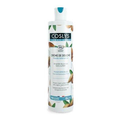 Crème de douche haute tolérance à l'amande douce - Coslys - Hygiène
