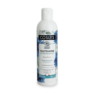 Gel intime hypoallergénique - Coslys - Hygiène