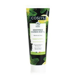 Charcoal toothpaste - Coslys - Hygiene