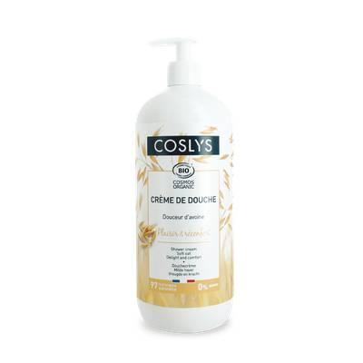 Crème de douche douceur d'avoine - Coslys - Hygiène