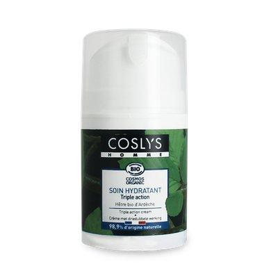 Soin hydratant triple action - Coslys - Visage