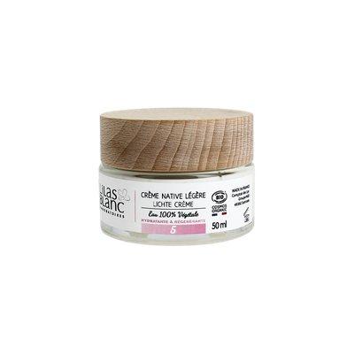 Crème native légère - Lilas Blanc Laboratoires - Visage