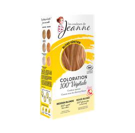 image produit Vegetable coloring - reddish blond