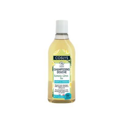 Shampooing douche romarin citron - Coslys - Hygiène - Cheveux