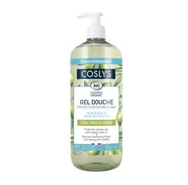 Protective shower gel with organic olive oil - Coslys - Hygiene