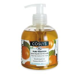 image produit Savon liquide marseille mandarine
