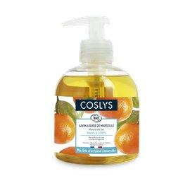 Marseille soap mandarine fragrance - Coslys - Hygiene