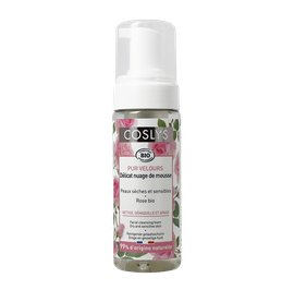 Facial cleansing foam - Dry and sensitive skin - Coslys - Face