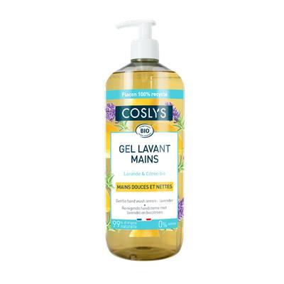 Gel lavant mains lavande citron - Coslys - Hygiène