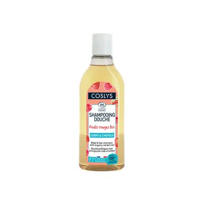 Body & hair shampoo 2 in 1 with red berries - Coslys - Hygiene
