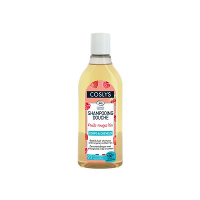 Shampooing douche fruits rouges - Coslys - Hygiène