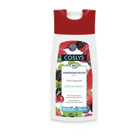 image produit Body & hair shampoo 2 in 1 with red berries