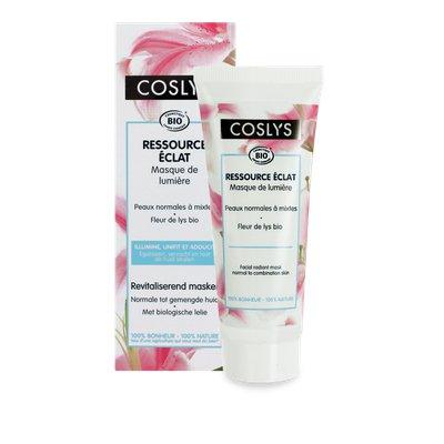 Masque lumière peaux normales à mixtes - Coslys - Visage