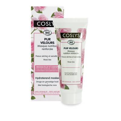 Masque nutrition renforcée peaux sèches et sensibles - Coslys - Visage