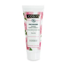 Facial hydrating mask for dry and sensitive skin - Coslys - Face
