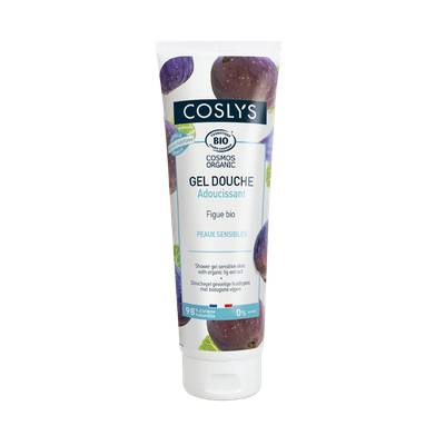 Shower gel sensitive skin with organic fig extract - Coslys - Hygiene