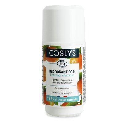 Déodorant soin agrumes - Coslys - Hygiène