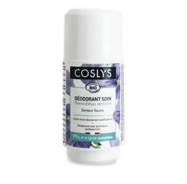 Déodorant soin senteur fleurie - Coslys - Hygiène
