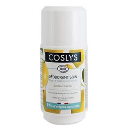 Alum stone deodorant citrus garden - Coslys - Hygiene