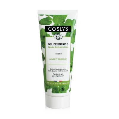 Toothpaste sensitive teeth and gums - Coslys - Hygiene