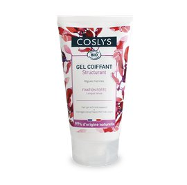 Hair gel - Strong hold with read seaweed - Coslys - Hair