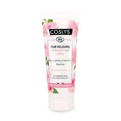 Facial gentle scrub dry to sensitive skin - Coslys - Face