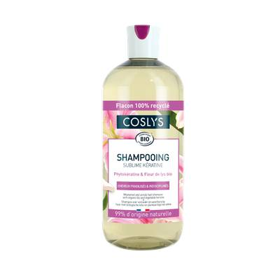 Weakened and unruly hair shampoo - Coslys - Hair