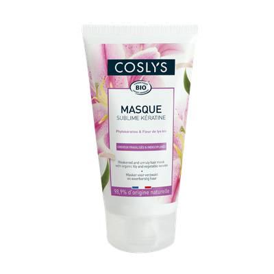 Masque  Kératine Cheveux fragilisés et indisciplinés - Coslys - Cheveux