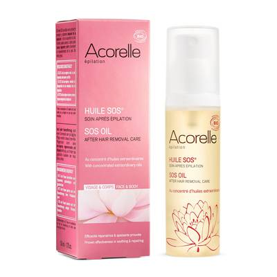 SOS oil - ACORELLE - Body