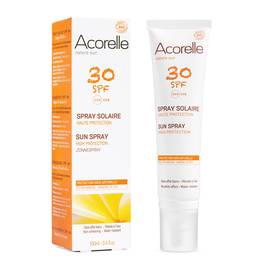 Spray solaire SPF 30 - ACORELLE - Solaires