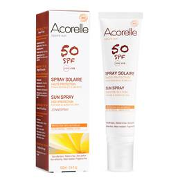 Spray solaire SPF 50 - ACORELLE - Solaires