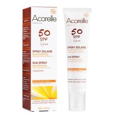 Sun spray SPF 50 - ACORELLE - Sun