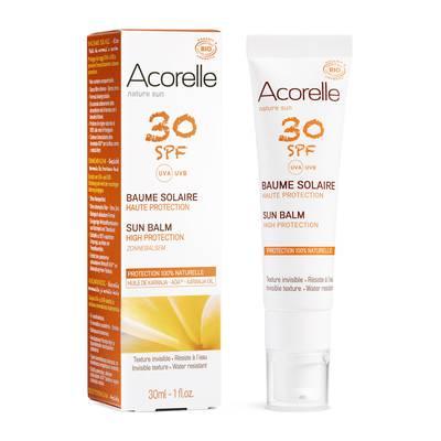 Sun oil SPF 30 - ACORELLE - Sun